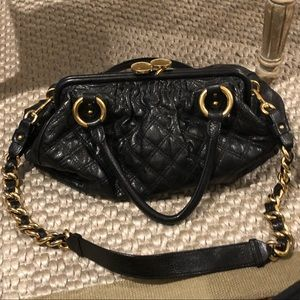 Authentic quilted leather MARC JACOBS bag